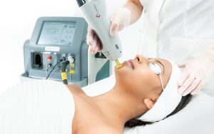 Laser Resurfacing Anti-aging Skin Treatments