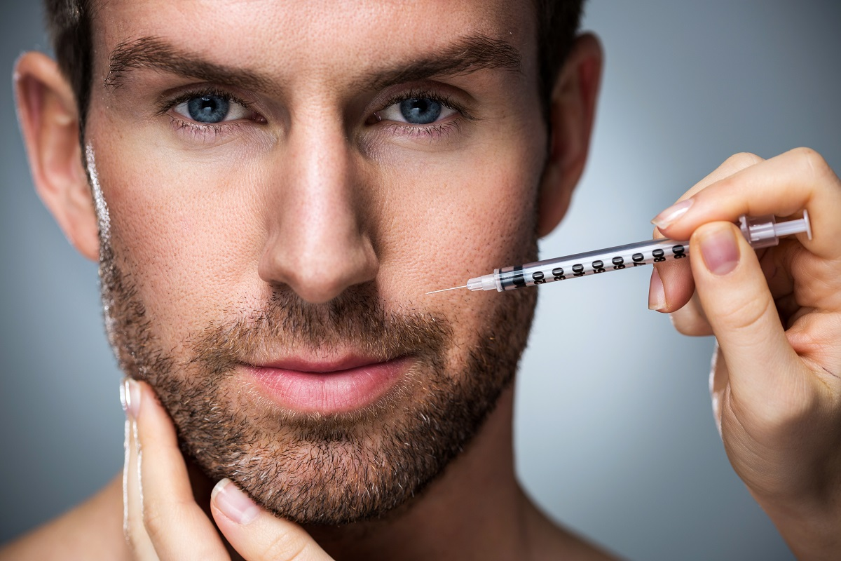 Botox treatments for men
