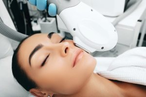 Non-invasive cosmetic procedures