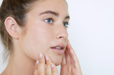 People with rapidly ageing skin