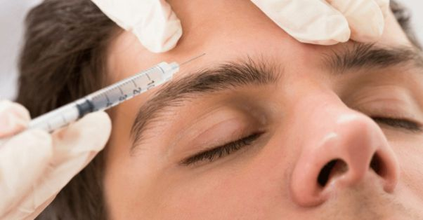 dermal fillers forehead