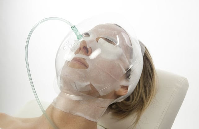 Oxygen Dome Treatment