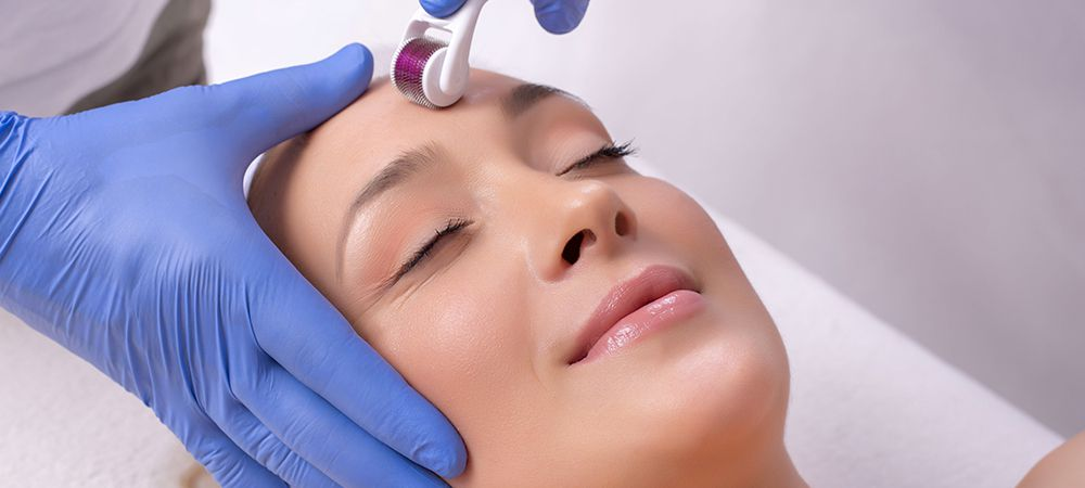 combining microneedling with radio frequency